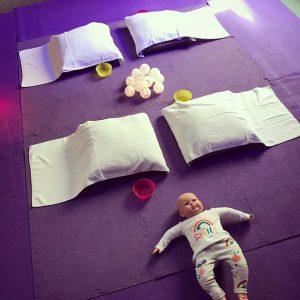 Daisy Baby Tinies - Baby Massage - Leeds