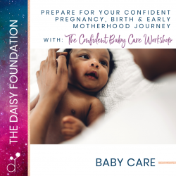 Daisy Online Antenatal Education Baby Care