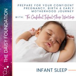 Daisy Infant Sleep Workshop